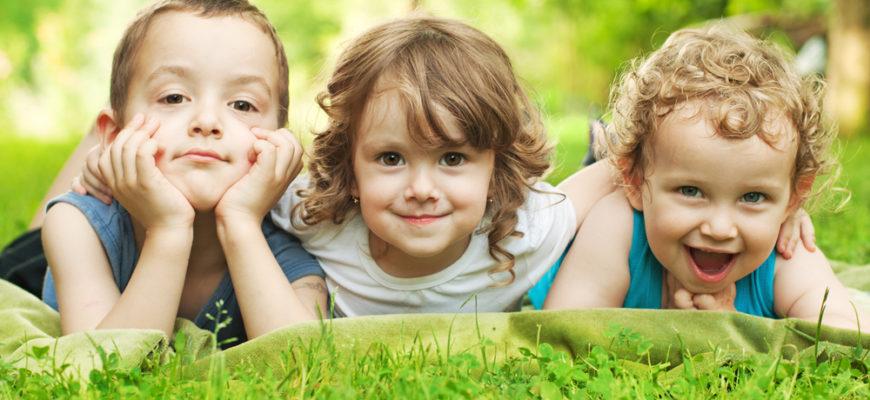 статусы про троих детей в семье