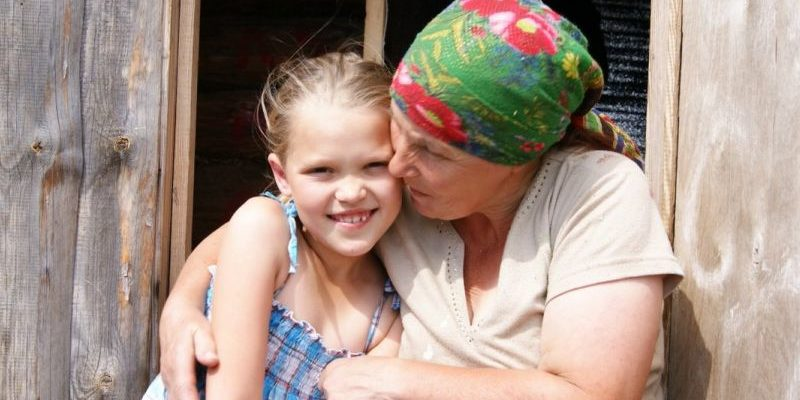 статусы про внучку любимую