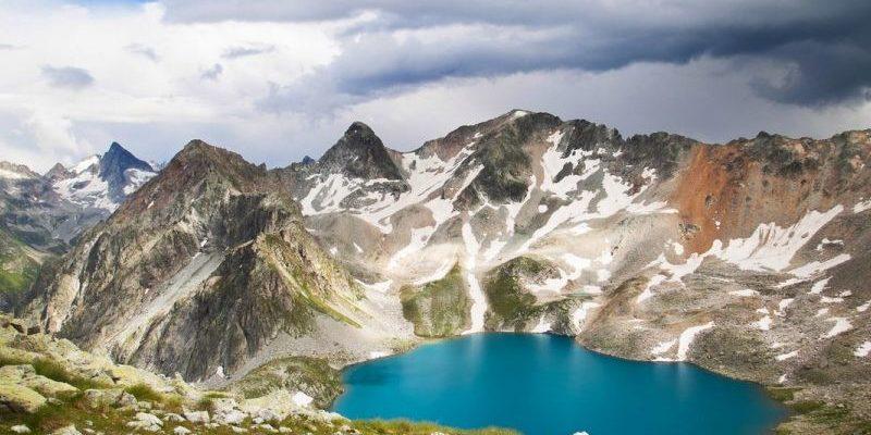 статус про горы