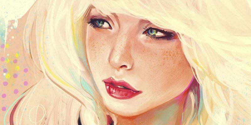 красивые статусы про блондинок