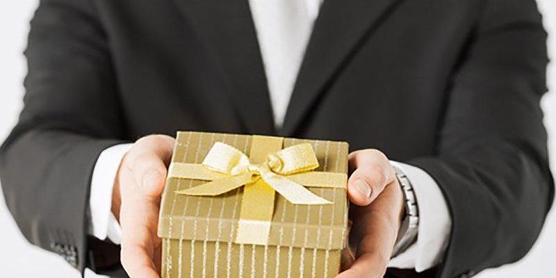 статус про подарок от любимого