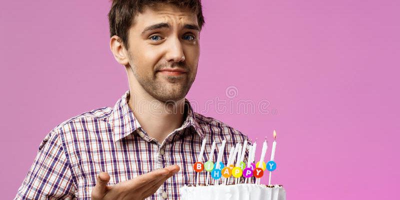 статусы с днем рождения мужчине