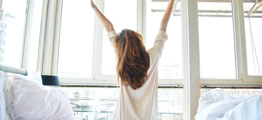 Короткие СМС «Доброе утро» девушке своими словами