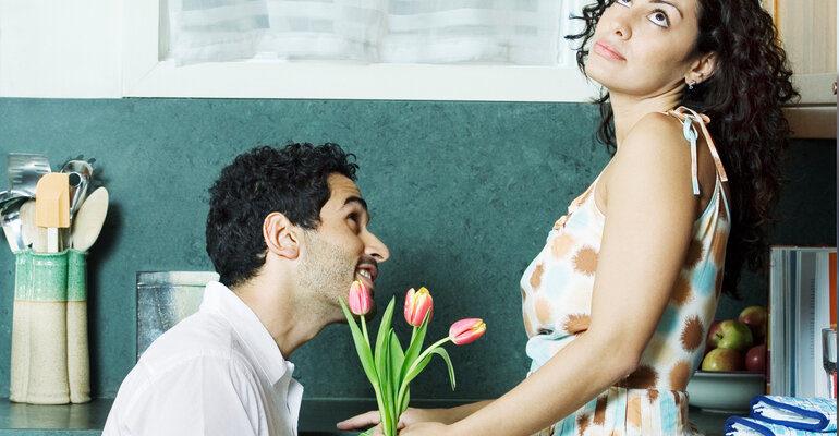 смс с извинениями любимой жене