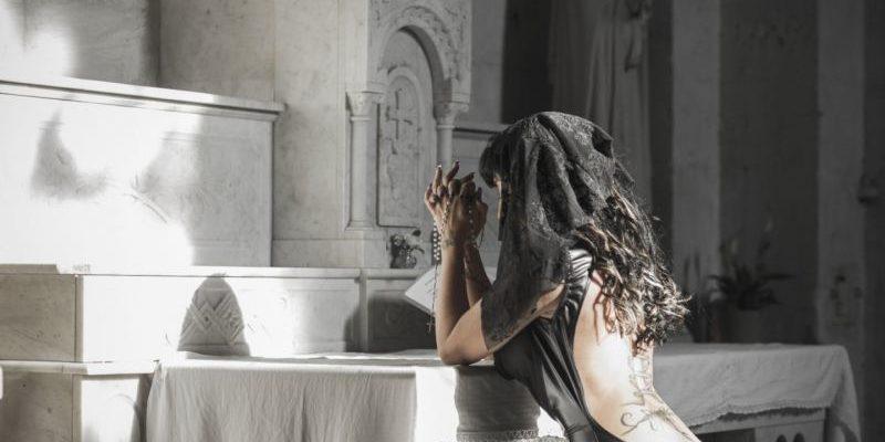 Статусы для вдовы