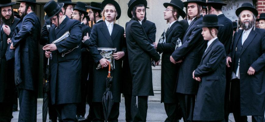 Статусы о евреях