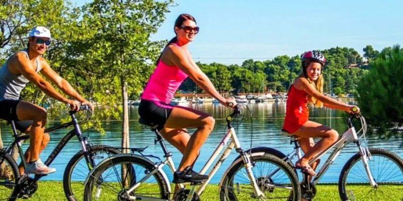 Статусы про езду на велосипеде