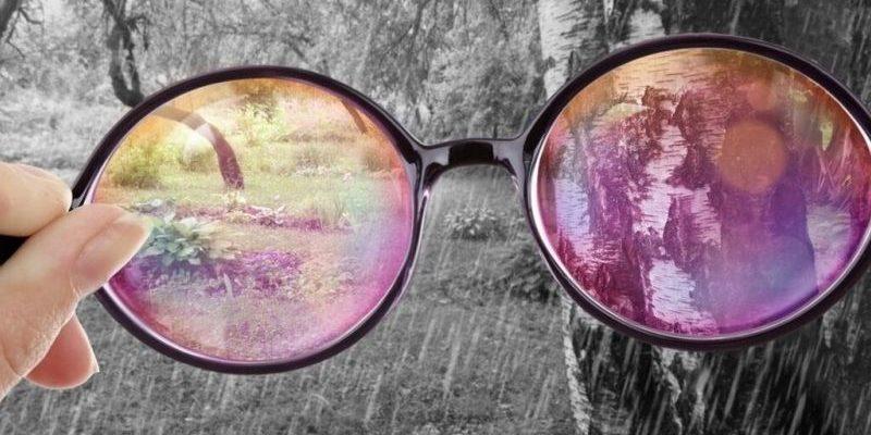 Статусы про очки