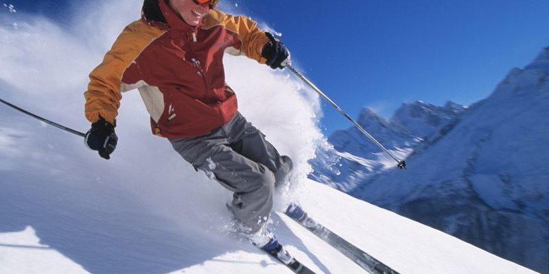 Статусы про лыжи