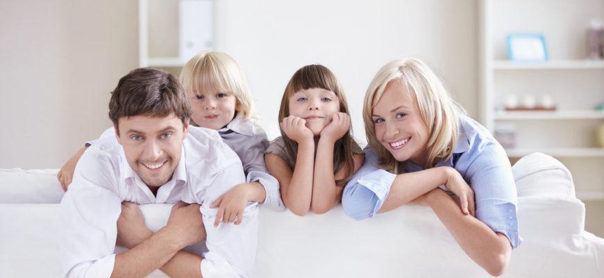 статусы про семью и детей